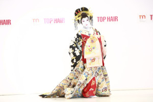 HIKOTA  『TOP HAIR SHOW inドイツ・デュッセルドルフ』