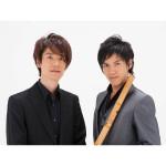 和楽器ユニット 『松村湧太×明石幸大』 尺八・ピアノ