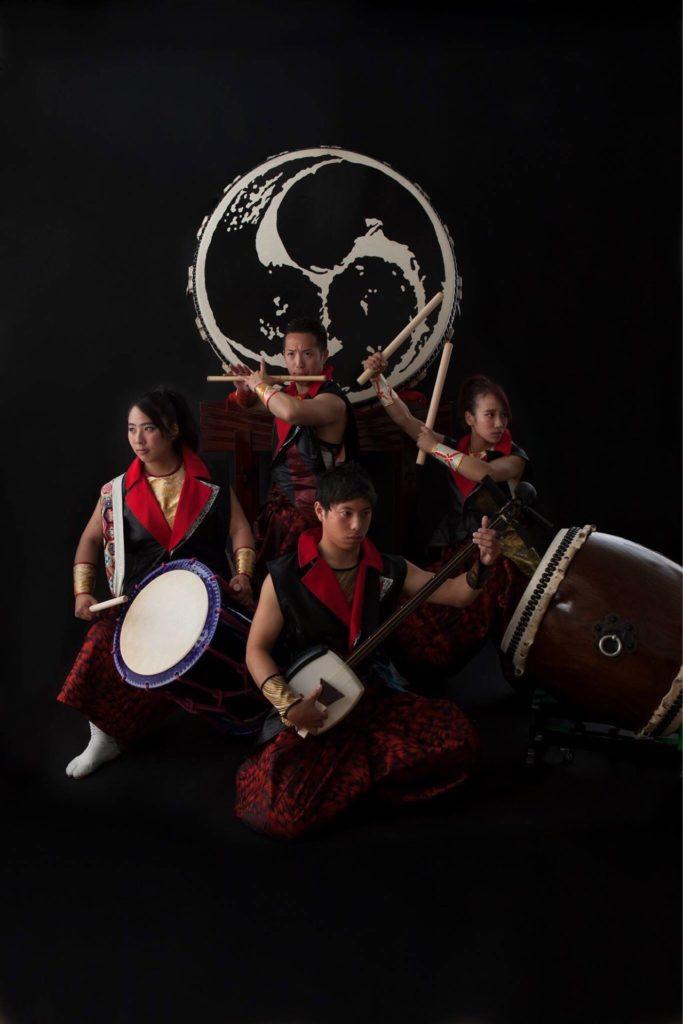 和楽器,和楽器出張演奏,インバウンド向け,アトラクション,パーティー演奏,出張演奏,伝統文化,和太鼓