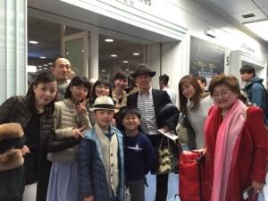 3月25日 羽田空港国際線ターミナル