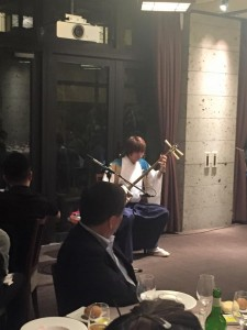 The Kawabun Nagoya 津軽三味線演奏