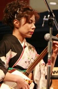 秋田三味線・手踊り 浅野美和子