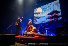 『Man with a mission』ライブにて